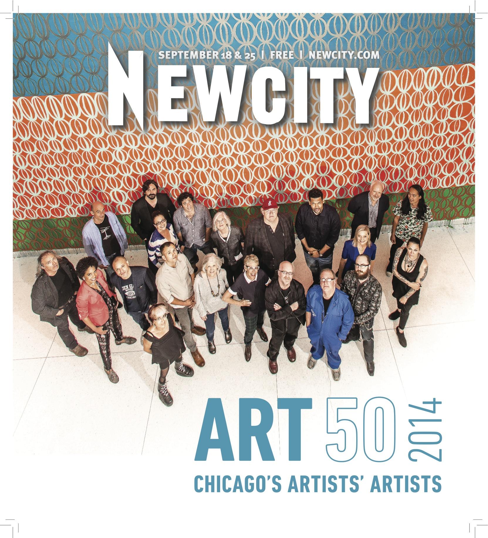 Art 50: Chicago's Artists' Artists