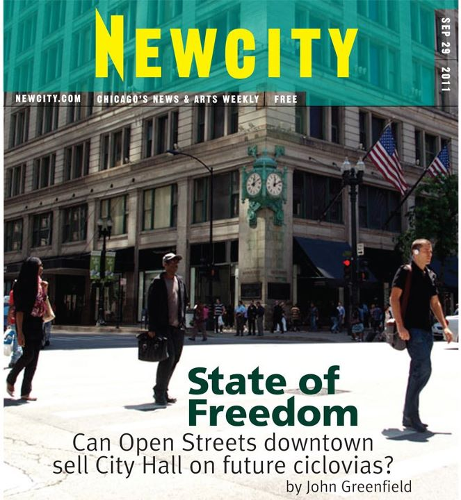 State of Freedom: The story of the downtown ciclovia