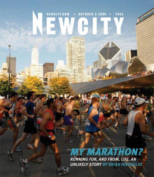 My Marathon?