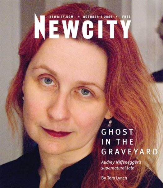 Ghost in the Graveyard: Audrey Niffenegger's supernatural tale