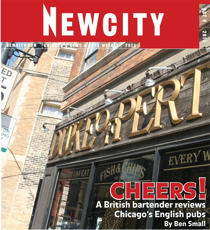 Cheers! A Brit reviews Chicago\'s English pubs