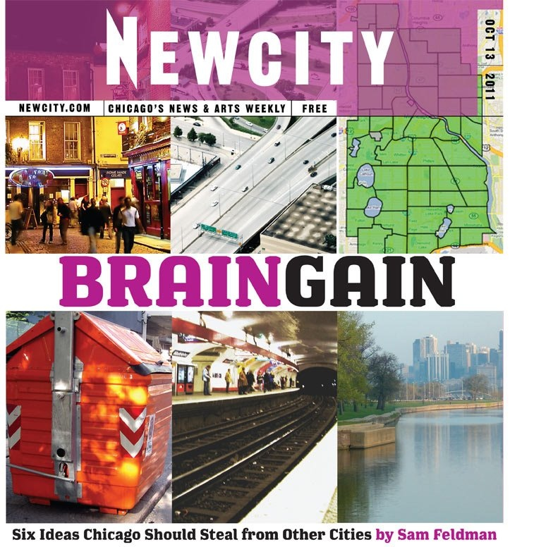 Brain Gain: Six Ideas Chicago Should Steal from Other Cities