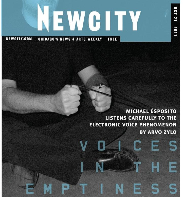Voices in the Emptiness: Michael Esposito and the Electronic Voice Phenomenon
