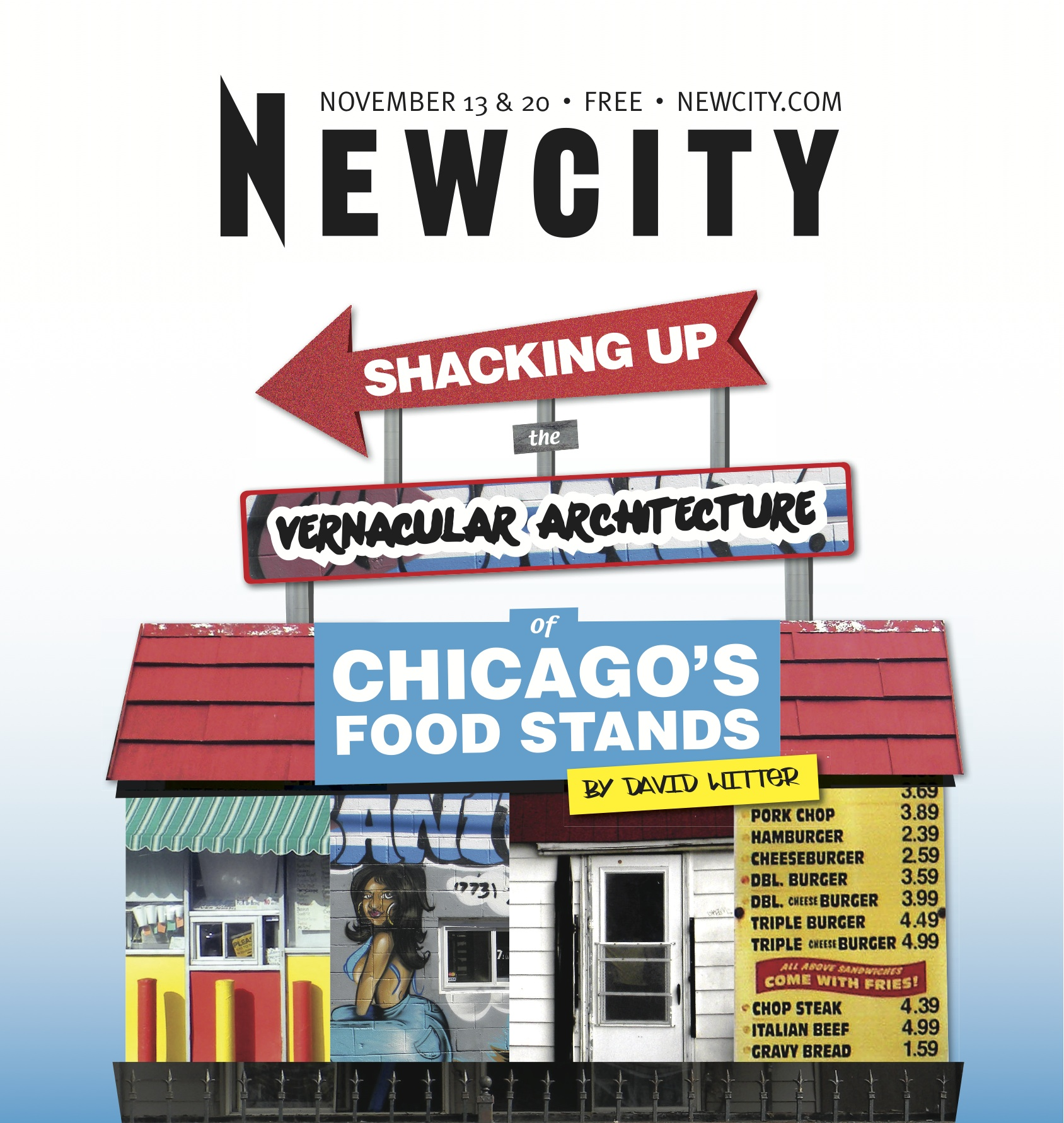 Shacking Up: The Vernacular Architecture of Chicago's Food Stands