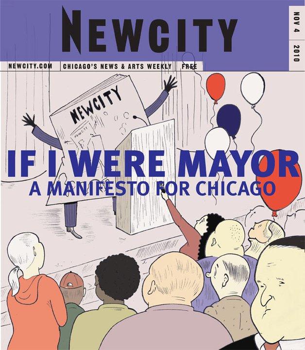 If I Were Mayor: A manifesto for Chicago