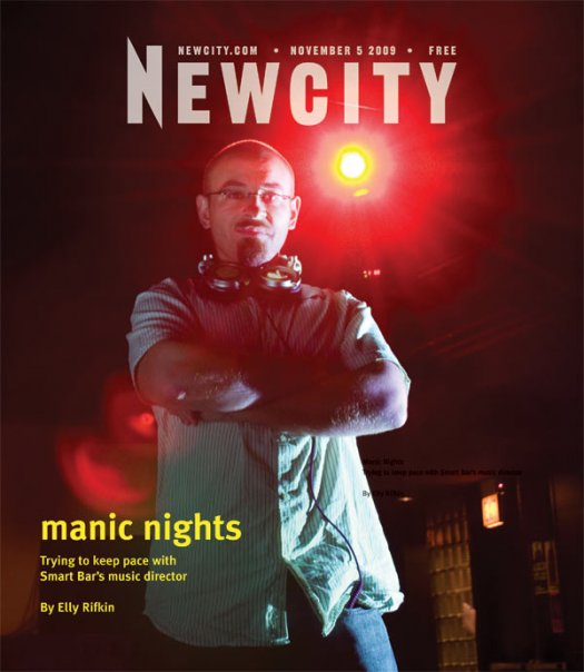 Manic Nights: Smart Bar\'s Music Director