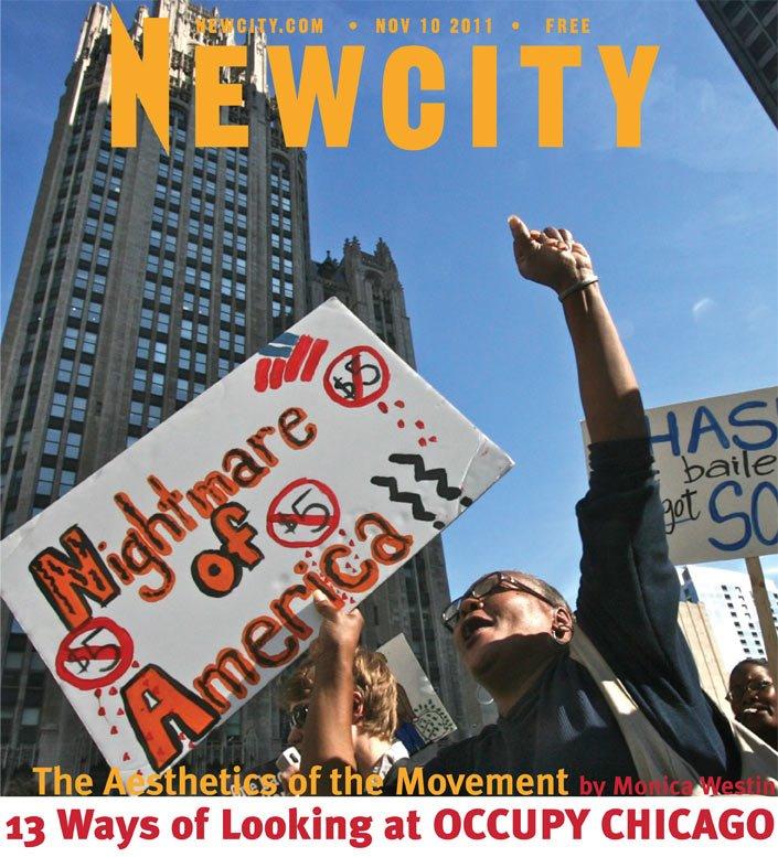The Aesthetics of Occupy Chicago