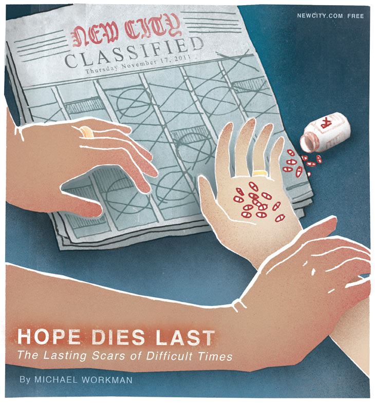 Hope Dies Last: A Personal Account of the Toll of Unemployment