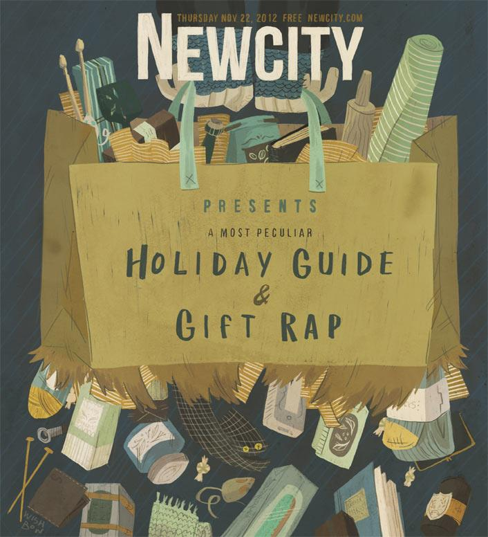 Presents: Holiday Events & Gifts