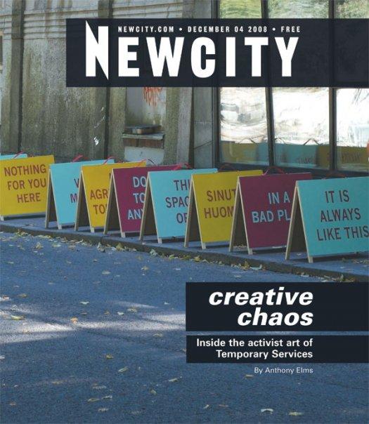 Creative Chaos: Temporary Services