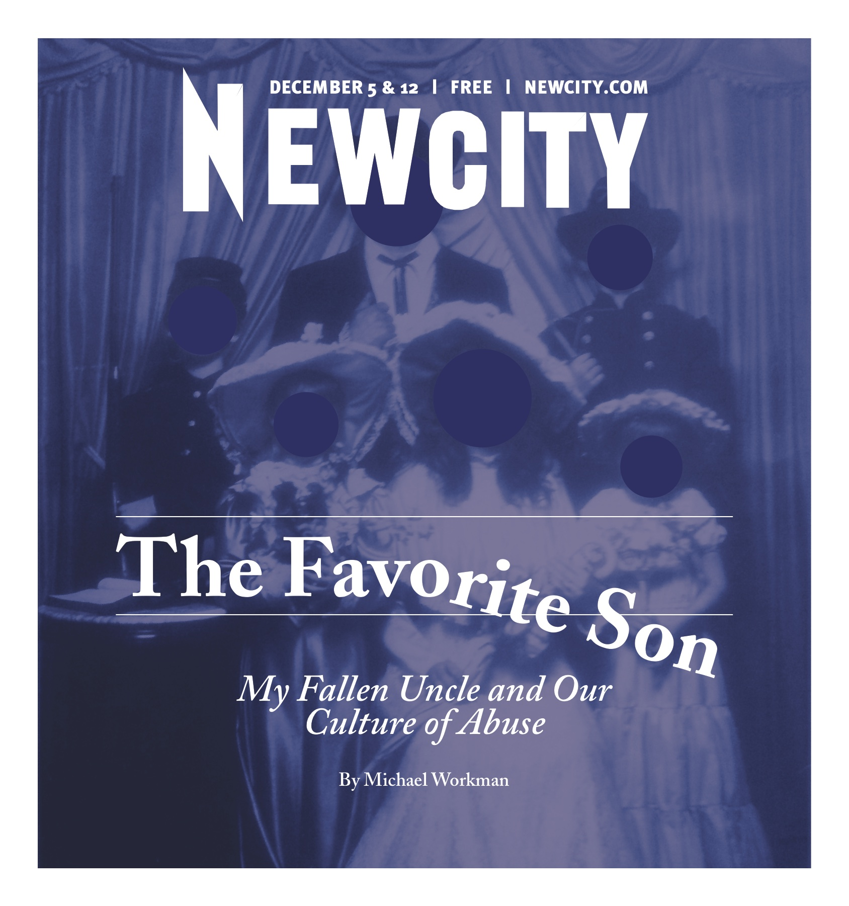The Favorite Son: A fallen uncle and a culture of abuse