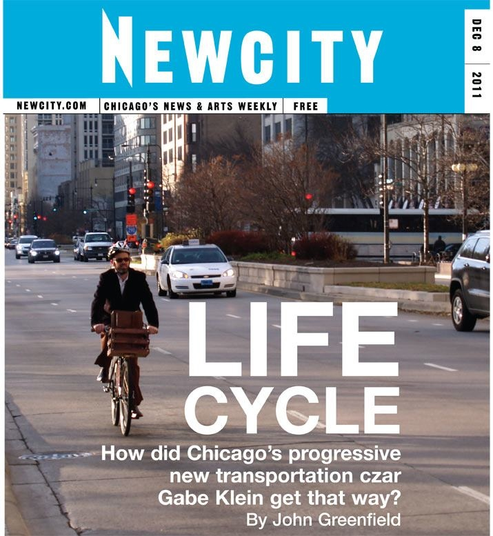 Life Cycle: A profile of CDOT\'s progressive commissioner, Gabe Klein