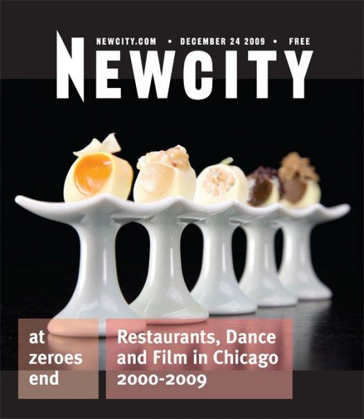 Resto, Dance & Film in Chicago, 2000-2009