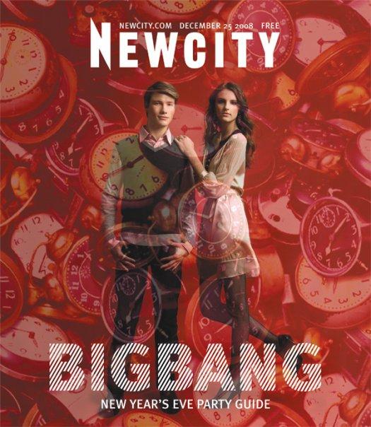 Big Bang: NYE Guide