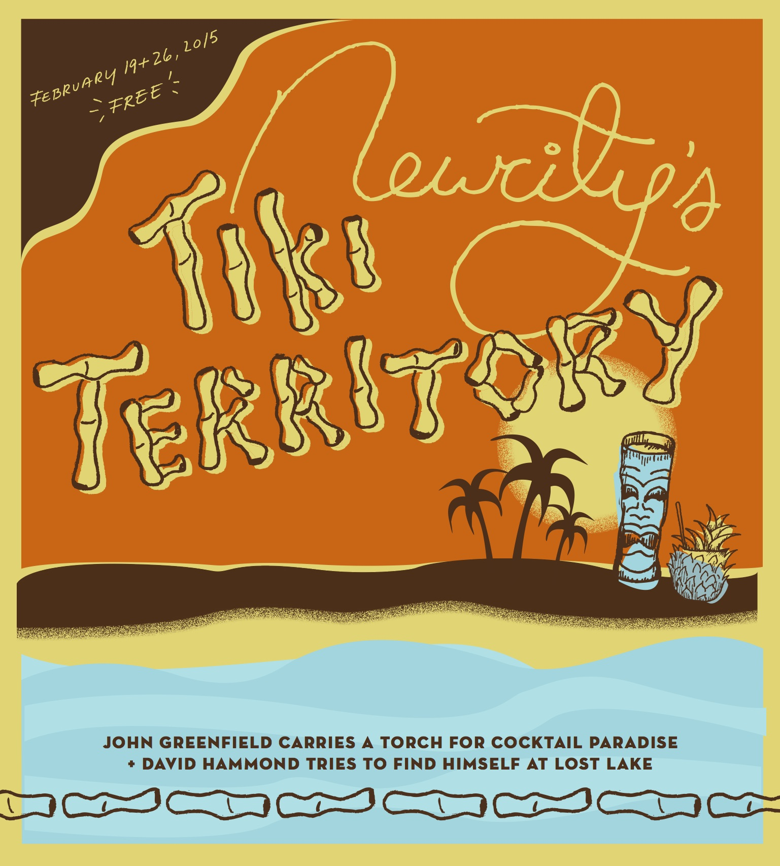 Tiki Territory: Carrying the Torch for Cocktail Paradise