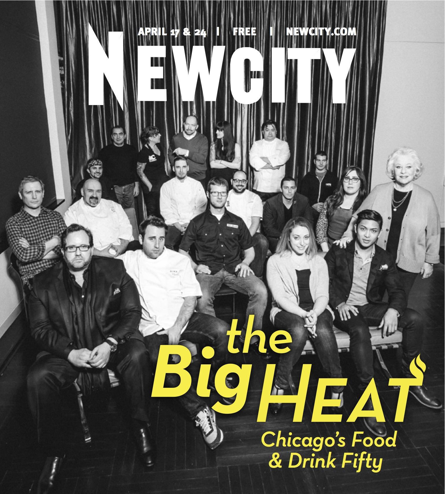 The Big Heat: Chicago's food + drink 50