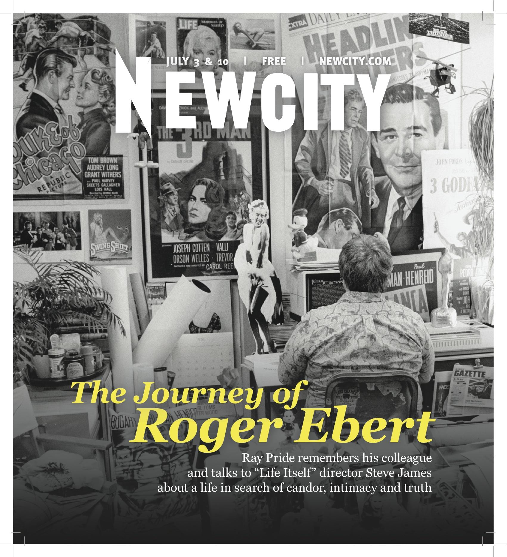 The Journey of Roger Ebert