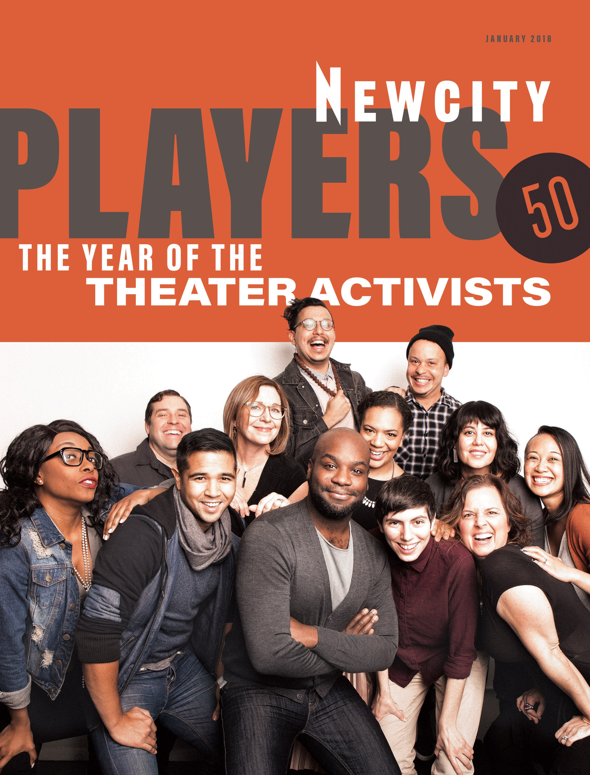 Newcity January 2018