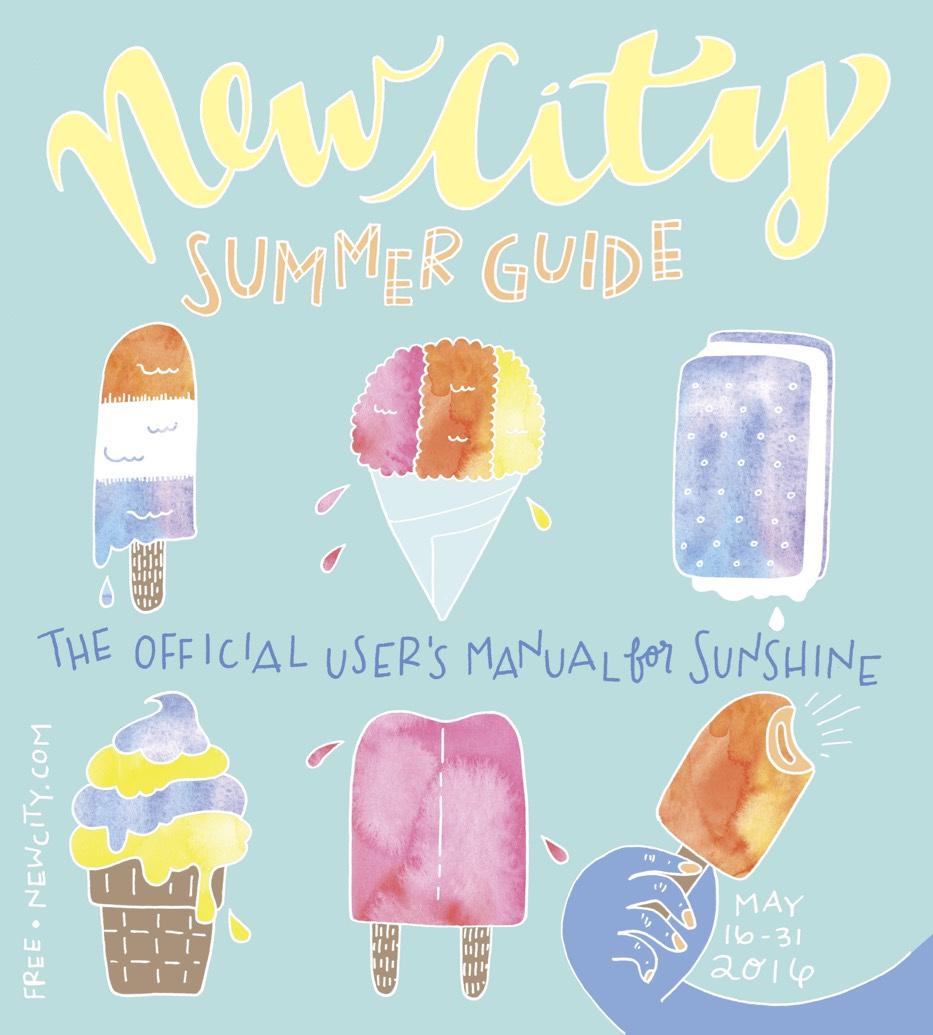 Newcity Summer Guide 2016