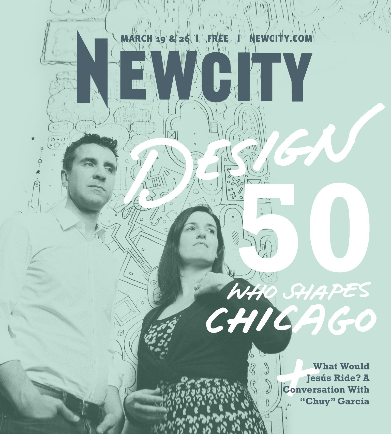 Design 50: Who Shapes Chicago