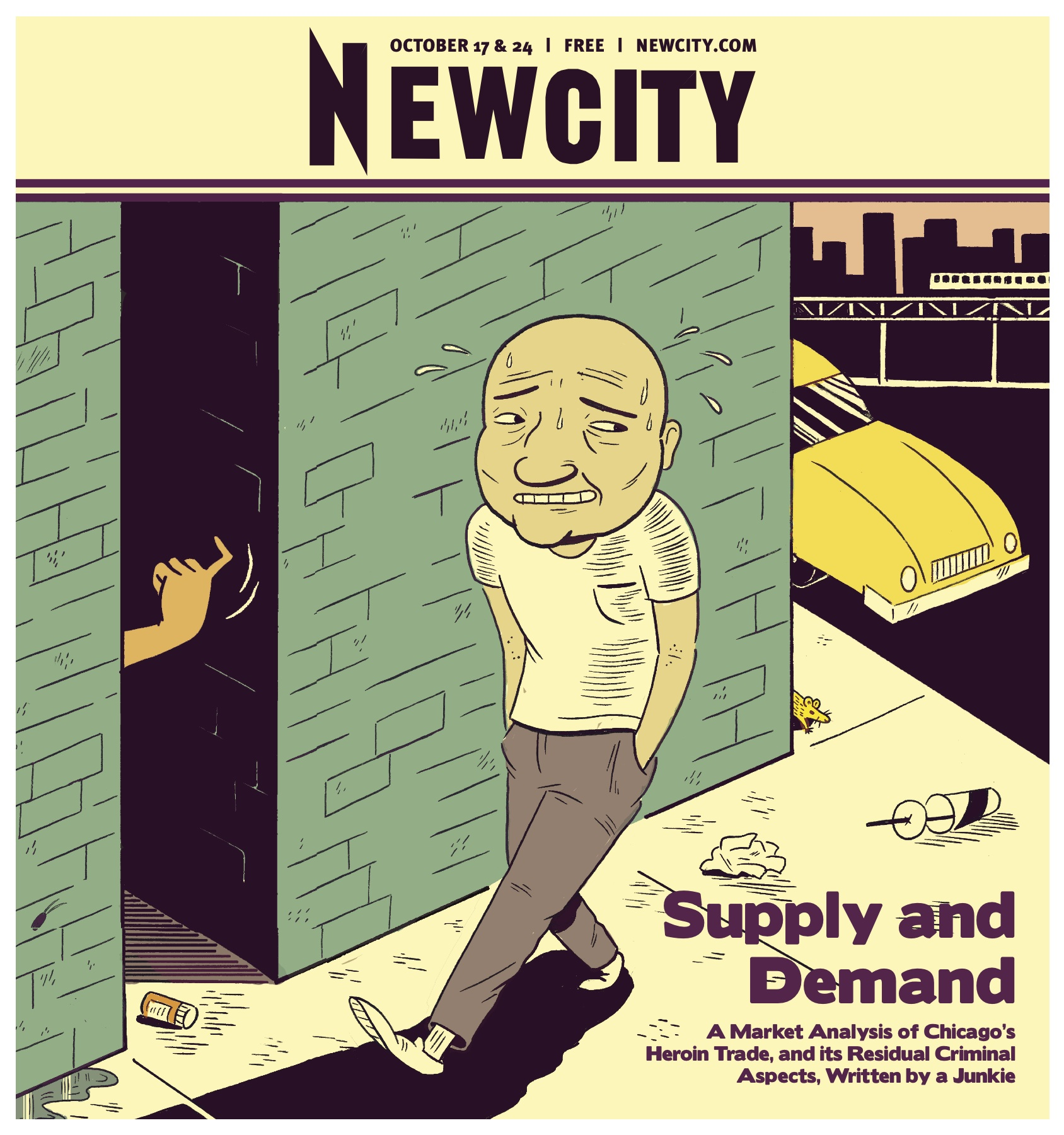 Supply and Demand: A Market Analysis of Chicago's Heroin Trade