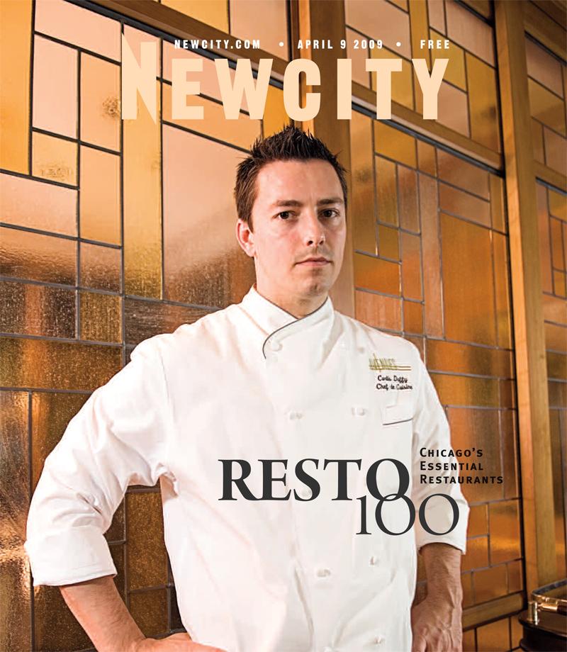 Resto 100: Chicago's Essential Restaurants