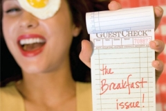 The Breakfast Issue